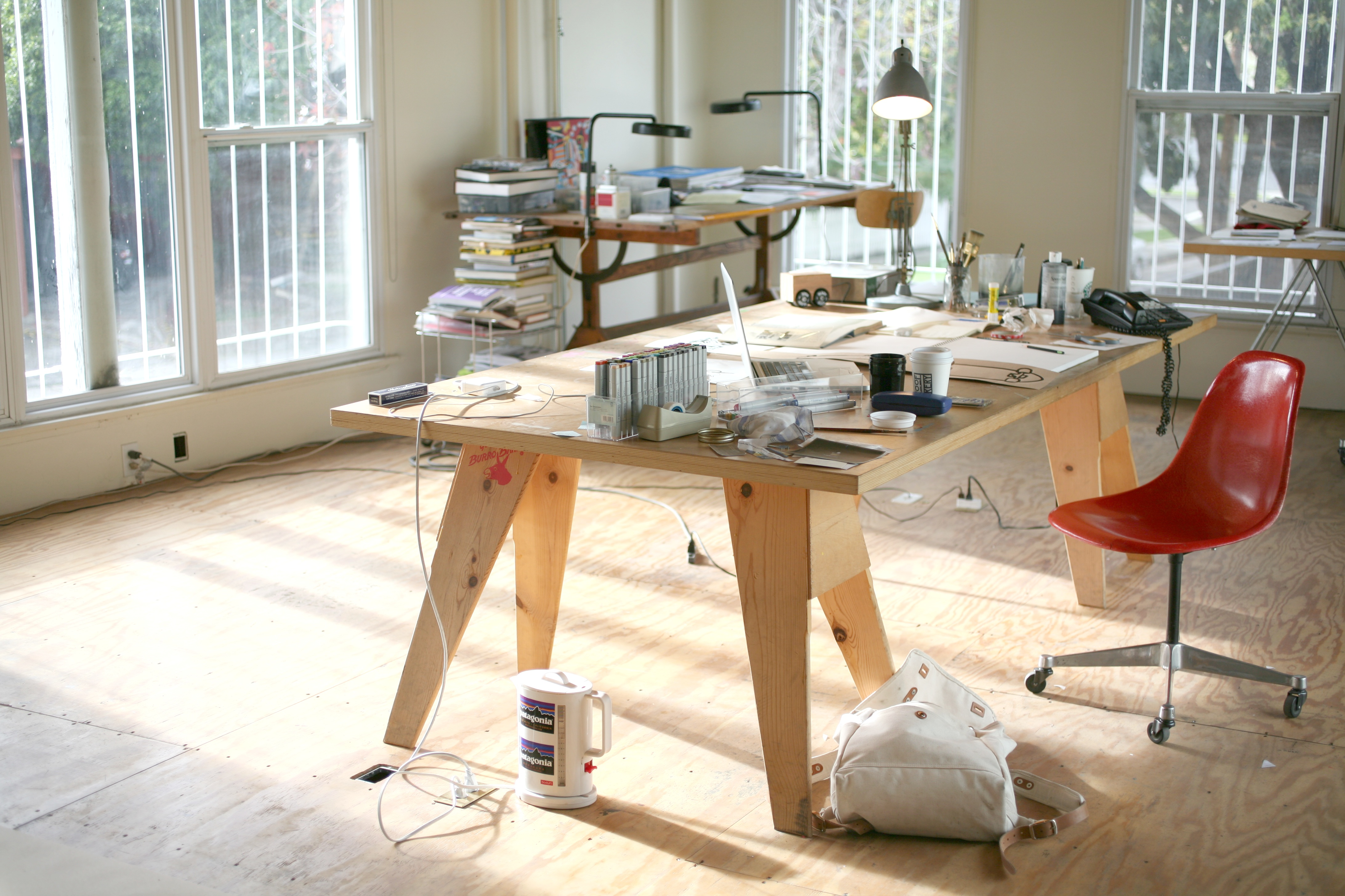Burro Brand Sawhorses Part - 19: From the desk of.
